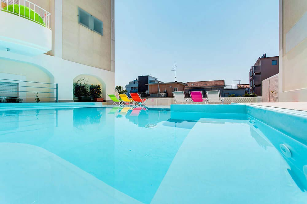 3 Star Hotel In Rimini Marina Centro With Swimming Pool Suited For Children And Having